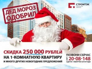 998d1efb3982 Дед Мороз одобрил скидки в ЖК